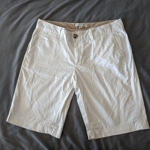 Banana Republic White Women's Shorts